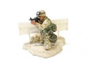 Unimax 89010 Soldato U.S. Marina 3' Battaglione 5 Baghdad 1'Class Miller 1/32