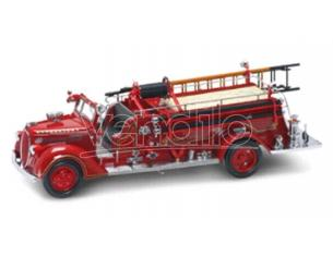 Yat Ming YM20058 FORD FIRE ENGINE '38 1:24 Modellino