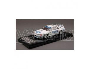 Hpi Racing HPI8140 NISSAN SKYLINE N.2 1992 N 1 1:43 Modellino