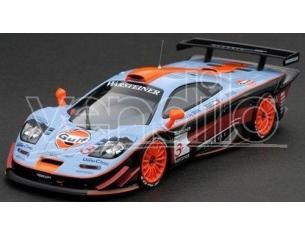 Hpi Racing HPI8212 MC LAREN F1 GTR N.3 SUZUKA'97 1:43 Modellino
