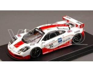 Hpi Racing HPI8262 MC LAREN F1 GTR N.30 4th LE MANS 1996 1:43 Modellino