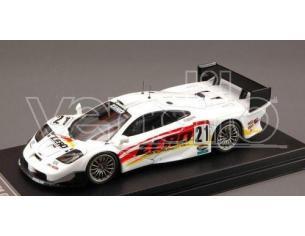 Hpi Racing HPI8540 MC LAREN F1 GTR N.21 2000 JGTC HITOTSUYAMA/NAKAYA 1:43 Modellino