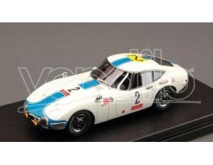 Hpi Racing HPI8818 TOYOTA 2000GT N.2 FUJI 1967 1:43 Modellino