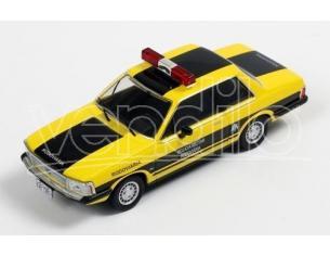 PremiumX PRD239 FORD DEL REY OURO POLICIA MILITAR RODOVIARIA 1982 1:43 Modellino
