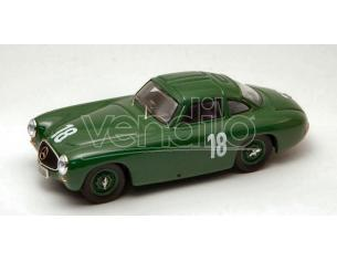 Bang BG7211 MERCEDES 300 SL COUPE' N.18 WINNER GP BERN 1952 K.KLING 1:43 Modellino