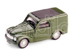 Brumm BM0051 FIAT 500C FURGONCINO 1949 VERDE OLIVA 1:43 Modellino