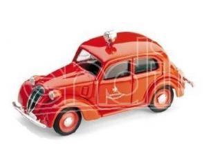 Brumm BM0063 FIAT 1100 (508 C) VIGILI DEL FUOCO 1:43 Modellino