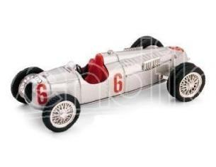 Brumm BM0110 AUTO UNION TIPO C N.6 RUOTE GEMELLATE 1936 1:43 Modellino