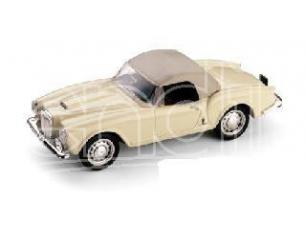 Brumm BM0132 LANCIA B 24 SOFT TOP 1955 CREAM 1:43 Modellino