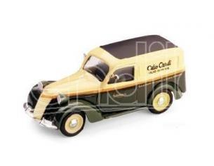 Brumm BM0311 FIAT 1100 E OLIO CARLI 1946 1:43 Modellino