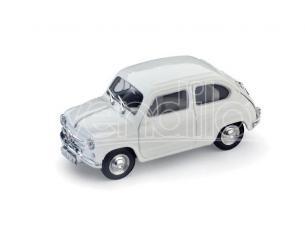 Brumm BM0336 FIAT 600 D SCUOLA GUIDA 1960 1:43 Modellino