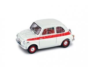 Brumm BM0361 FIAT 500 SPORT 1958 TETTO METALLICO 1:43 Modellino