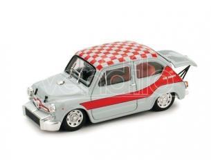 Brumm R380-01 FIAT ABARTH 1000 BERLINA 1/43 Modellino