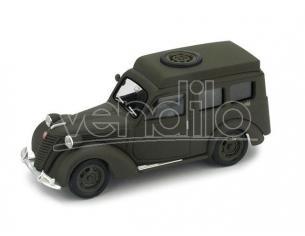 Brumm BM0460 FIAT 1100 CARABINIERI 1950 1:43 Modellino
