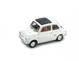 Brumm BM0461 FIAT 595 SS 1965 BIANCO 1:43 Modellino