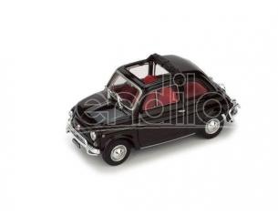 Brumm BM0464-11 FIAT 500 L 1968-72 APERTA MARRONE 1:43 Modellino