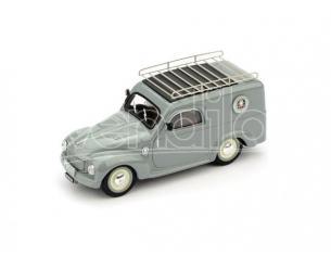 Brumm BM0509 FIAT 500 C FURGONE POSTE ITALIANE VARESE 1956 1:43 Modellino