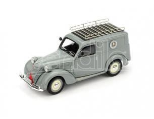 Brumm BM0510 FIAT 1100 FURGONE POSTE ITALIANE VARESE 1950 1:43 Modellino