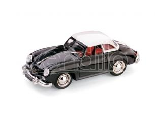 Brumm R314-01 PORSCHE 356 CABRIO HARD TOP '52 1/43 Modellino