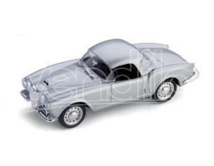 Brumm R315-02 LANCIA B24 '55 HARD TOP ARGENTO Modellino