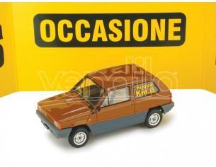 Brumm BM0387-05K0 FIAT PANDA 45 1980 MARRONE LAND KM 0 1:43 Modellino