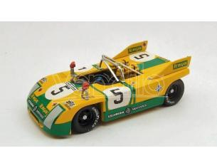 Best Model BT9433 PORSCHE 908/3 N.5 21th LE MANS 1972 FERNANDEZ-BATURONE-TORREDEMER 1:43 Modellino