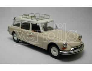 Rio RI40991 CITROEN ID 19 BREAK 1958 CREAM 1:43 Modellino