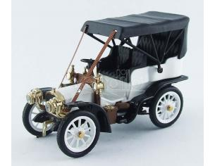 Rio 4396 FIAT 16/24 HP 1903 WHITE/BLACK 1/43 Modellino