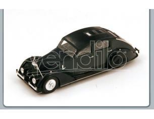 Spark Model S2712 VOISIN C25 AERODYNE 1936 BLACK 1:43 Modellino