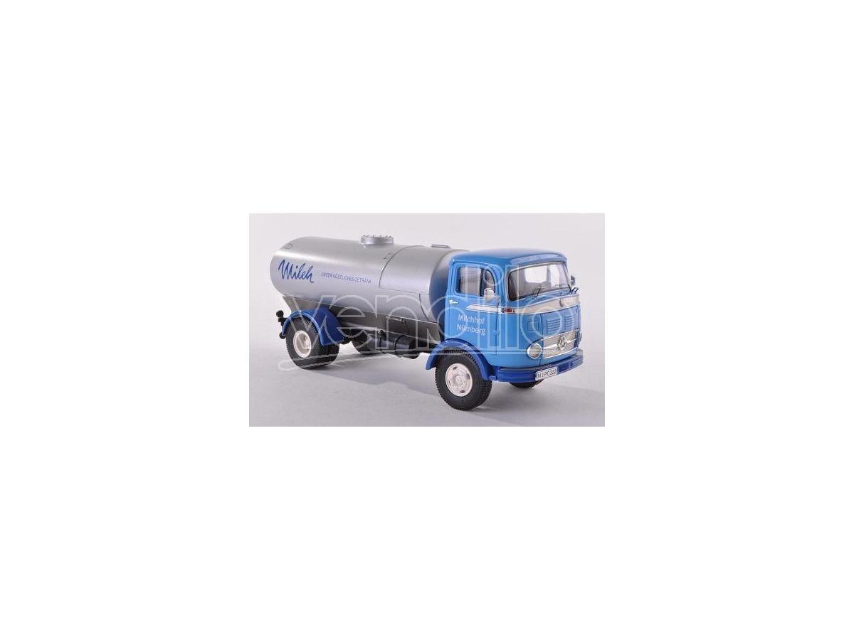Premium Classixx PREM18225 MERCEDES LP911 TANKWAGEN MILCH 1:43 Modellino