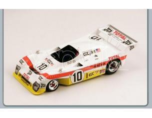 Spark Model S18014 MIRAGE GR8 N.10 2nd LM 1976 LAFOSSE-MIGAULT 1:18 Modellino