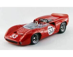 Best Model 9512 LOLA T70 SPIDER LAGUNA SECA '66 1/43 Modellino