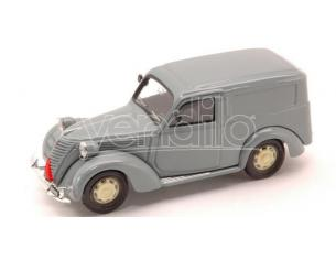 Brumm R177-02 FIAT 1100E FURGONE 1947 GRAY 1/43 Modellino