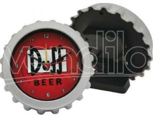Orologio Simpsons Alarm Clock Duff Beer United Labels