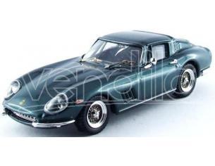 Best Model BT9516 FERRARI 275 GTB/4 PERSONAL CAR CLINT EASTWOOD METALLIC GREEN 1:43 Modellino