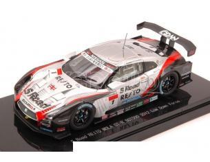 Ebbro EB44852 NISSAN GT-R N.1 SUPER GT500 2012 MASATAKA-RONNIE 1:43 Modellino