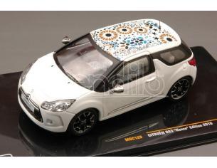 Ixo model MOC120 CITROEN DS3 KENZO EDITION 2010 WHITE 1:43 Modellino