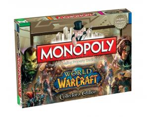 Gioco da Tavolo Monopoli World of Warcraft Winning Moves