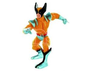 Marvel Comics Mini Figure Figura Wolverine 10 cm Comansi