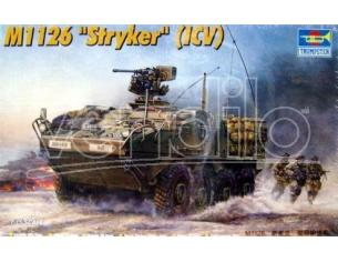 Trumpeter TP0375 CARRO M1126 STRIKER KIT 1:35 Modellino