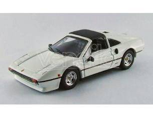Best Model BT9526 FERRARI 308 GTS 1978 WHITE 1:43 Modellino