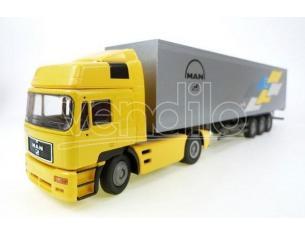 Conrad 6104/03 MAN E2000 TRUCK SEMITRAILER 1/50 Modellino