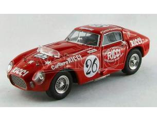 Art Model AM0282 FERRARI 375 MM N.26 4th CARRERA PANAMERICANA 1953 SERENA-MANCINI 1:43 Modellino
