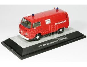 Premium Classixxs 11702 VW T2B BOX VAN FEUERWEHR 1/43 Modellino