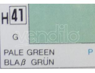 Gunze GU0041 PALE GREEN GLOSS  ml 10 Pz.6 Modellino