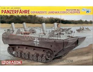 Dragon D6625 PANZERFAHRE LWS PROTOTYPE KIT 1:35 Modellino