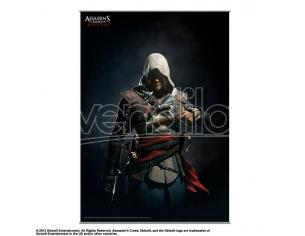 SQUARE ENIX ASSASSINS CREED IV BLACK FLAG W.SCR 2 POSTER