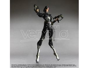 SQUARE ENIX DEUS EX PLAY ARTS KAI YELENA FEDEROVA AF ACTION FIGURE