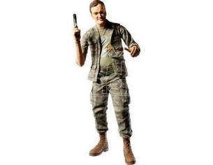 NECA GRINDHOUSE S.1 ARMY SOLDIER AF ACTION FIGURE