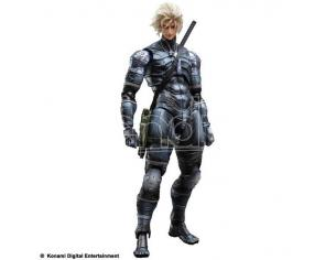 SQUARE ENIX METAL GEAR SOLID SONS OF L 2 RAIDEN PAK ACTION FIGURE